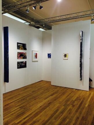 Adah Rose Gallery at PULSE New York 2015, installation view