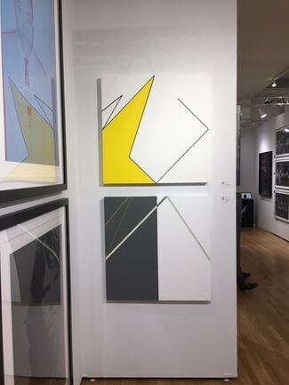 ZK Gallery at Affordable Art Fair New York Spring 2018, installation view
