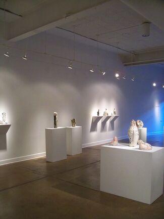CeramATTACK: A Ceramics Group Invitational, installation view