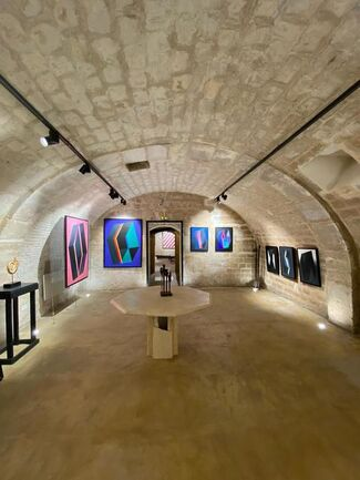Out Of Ground Effect, installation view
