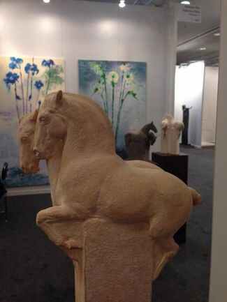 Barbara Paci Art Gallery at Contemporary Istanbul 2015, installation view