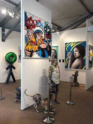 Avant Gallery at Palm Beach Modern + Contemporary 2019, installation view