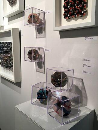 BoxHeart at LA Art Show 2018, installation view