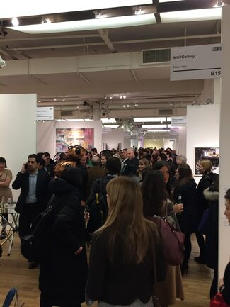 MC2Gallery at PULSE New York 2015, installation view