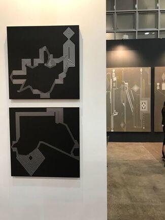 HEART EGO at ZⓈONAMACO 2018, installation view