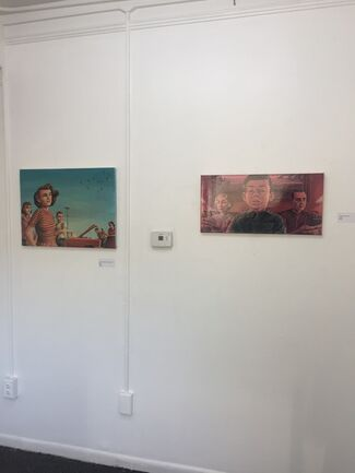 """""""IT IS YOU (AND ME TOO)"""" Gregory Ferrand, installation view"""