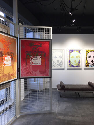 LEGENDS AND FAIRYTALES, installation view