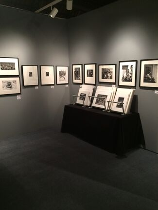 Michael Dawson Gallery at The Photography Show 2017, presented by AIPAD, installation view