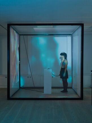 Gazelli Art House at Moving Image New York 2017, installation view