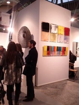 JanKossen Contemporary at Art Paris 2015, installation view