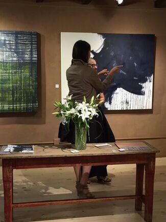 """New Beginnings:  A Path of Wabi Sabi"", installation view"