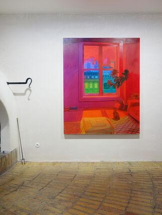 Daniel Heidkamp, Wavelength, installation view