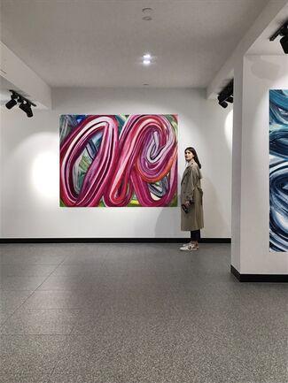 Homologies of HOPE, installation view