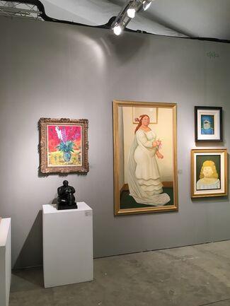 Chowaiki & Co. at Art Miami 2015, installation view