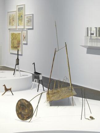 Fausto Melotti: Eden, installation view