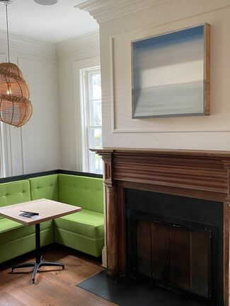Summer Mood, Curated by Natasha Schlesinger at Topping Rose House, installation view