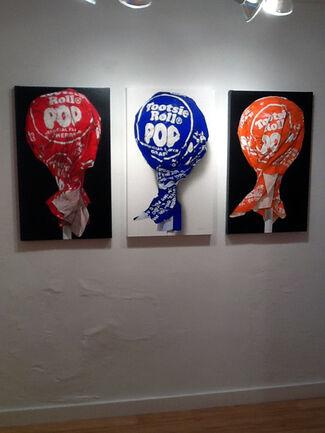 Elisa Contemporary at Aqua Art Miami 2015, installation view