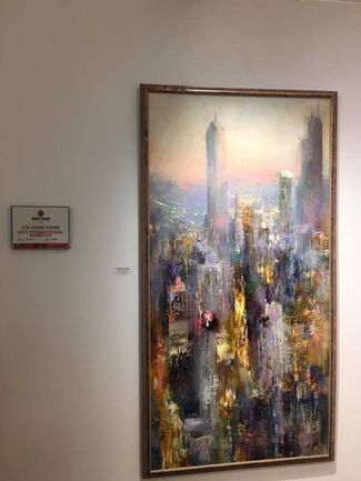 NIKOLAI BLOKHIN    Chicago, installation view