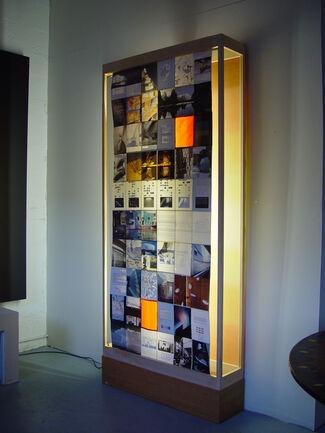 Mike Saijo, Mei Xian Qui, Patrick Quinn, installation view