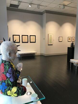 Andy Warhol: Pre-Pop, installation view