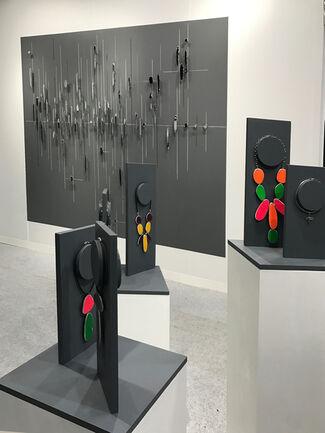 Design through Art: Carolina Sardi, installation view