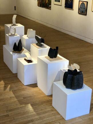 francesc burgos | recent work, installation view