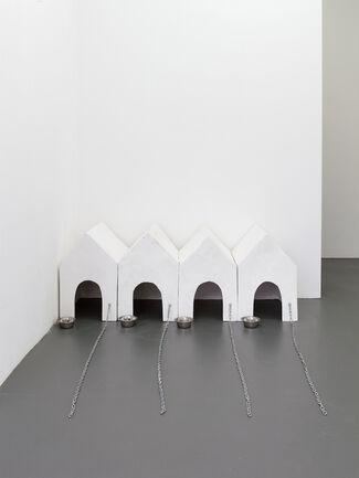 Kadel Willborn at Art Basel 2018, installation view