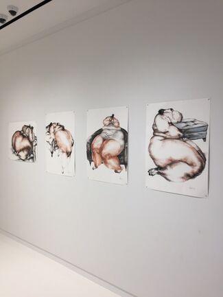 Uthman Wahaab: Phenomenal Woman, installation view