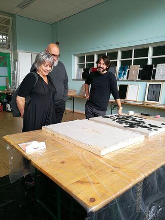 Oriol Texidor; Immersió, installation view