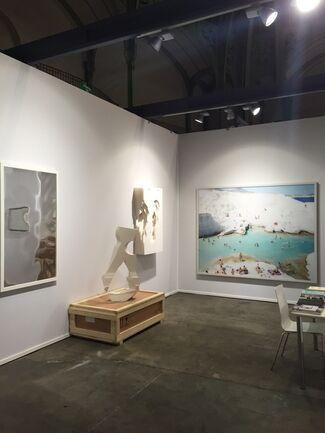 Eduardo Secci Contemporary at Art Paris 2015, installation view