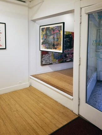 Marilyn Wong: Catching Spirit, installation view