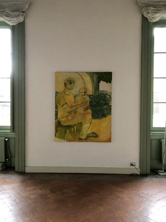 The Great Women Artists x Palazzo Monti, installation view