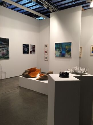 Adah Rose Gallery at Art Silicon Valley/San Francisco, installation view