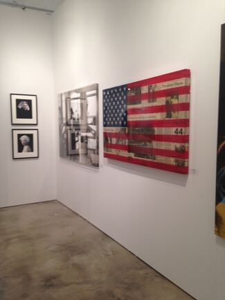 Amstel Gallery at CONTEXT Art Miami 2015, installation view