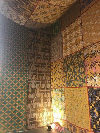 Autoria Compartilhada no Contêiner, installation view