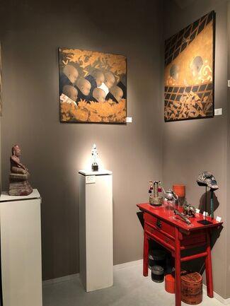 Famarte at Cologne Fine Art 2018, installation view
