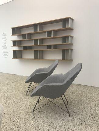 """Rendez-vous"" - Knokke, installation view"
