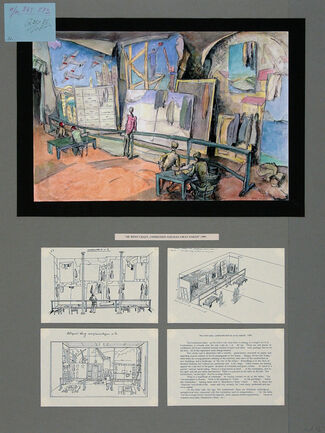 Emilia and Ilya Kabakov - A Model Point of View, installation view