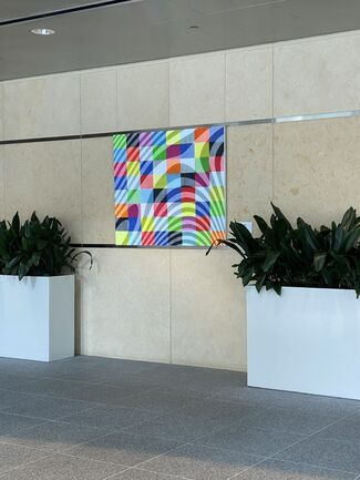 Antonio Marra | The Changing Canvas : A Pop Up Exhibition throughout San Francisco Financial District, installation view