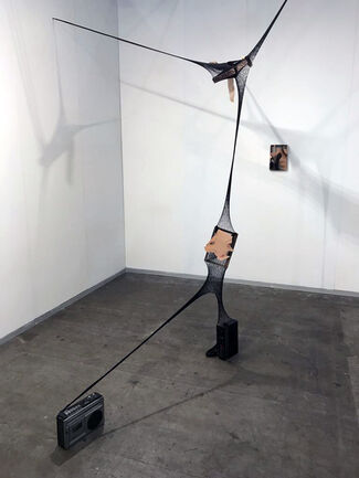 PROYECTOSMONCLOVA at arteBA 2017, installation view
