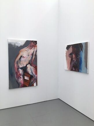Galerie Thomas Fuchs at UNTITLED. 2014, installation view