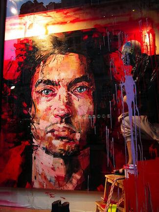 Andrew Salgado: Harvey Nichols, installation view