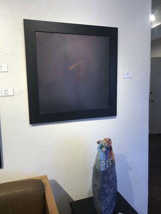 John Axton One Man Show, installation view