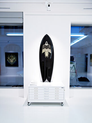 SupaKitch - On My Wave Home, installation view