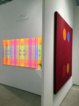 David Richard Gallery at Art Miami 2015, installation view