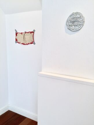 Carl Gent: Wiðercwedolu þá Glésincga, installation view
