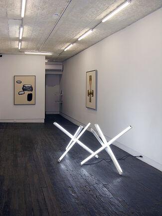 Winter, installation view