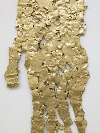 Georg Baselitz: Darkness Goldness, installation view