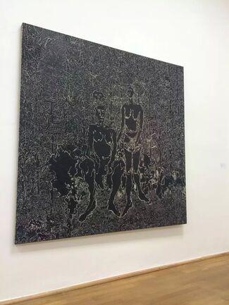 Surreal Realities - Ji Dachun, Liu Wei, Mu Boyan, installation view