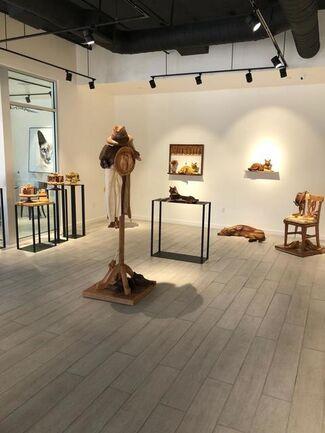Silvia Davis, installation view